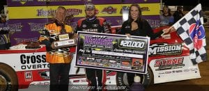 Overton Scores King of the Commonwealth At Virginia