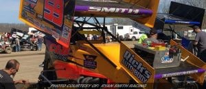 Smith Scores Podium Finish With All Stars At Atomic