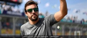 Two-Time F1 Champion Fernando Alonso To Run Indy 500