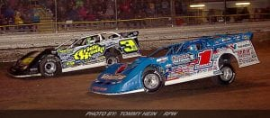 The Carolinas Are Calling The World Of Outlaws Late Model Series