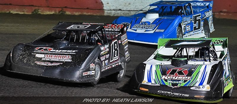 Atomic's Spring Fever Weekend Featuring Lucas Oil LM Dirt Series