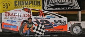 Guererri Claims Canandaigua Sportsman In Photo Finish