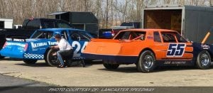 Lancaster Hits The Ground Running With Stock Car Practice
