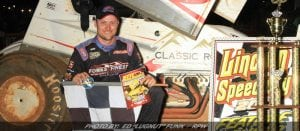 Wolfe Claims Sprint Spring Championship At Lincoln