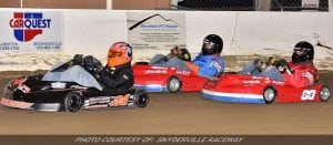 Wolfe Takes Opening Night Money Race At Snydersville Raceway