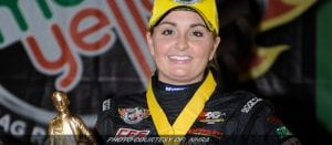 Enders Hopes For More NHRA Great Memories At Spring Nationals