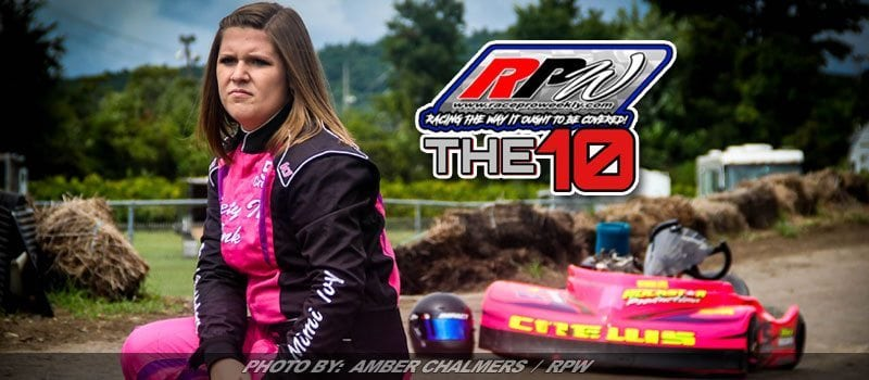 "RPW's ""The Ten"" With Courtney Crews"