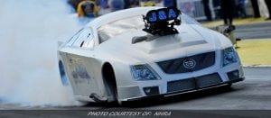 Whiteley Eager To Build On First NHRA Pro Mod Win This Weekend