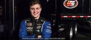 Solid Start Propelling Reid Wilson & Young's Motorsports To Bristol