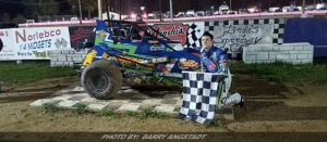 Drevicki Wins SpeedSTR Opener In Action Track Takeover At Linda's
