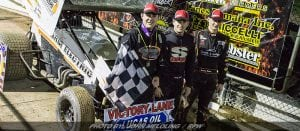 Zimbardi Opens 2017 ESS Season With $3,000 Victory At Outlaw
