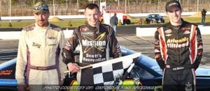 Reid Lanpher Wins Pro All Stars Series 150 At Oxford Plains