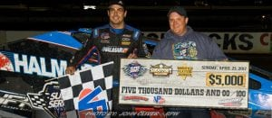 Friesen Takes 'South Jersey Shootout' Trophy Back To New York