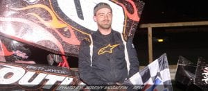 Jaycox Leads Wire-To-Wire To Win CRSA Sprint Tour Opener
