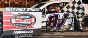 Curtis Repeats, Gonyaw Stays Hot, Preece Wins At Monadnock