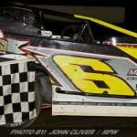 Stangle Dominated The Sportsman Field Sunday At Bridgeport