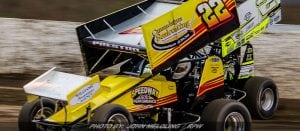 Fulton's High Banks Up Next For Empire Super Sprints