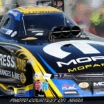 NHRA Funny Car Drivers Enjoy Experience Of 'Four-Wide' Nationals