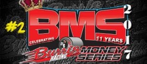Burris Money Series' Race #2: Full Kart Count, Action-Packed Racing