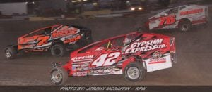 Maresca Geared Up For Super DIRTcar Series Opener At Fulton