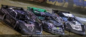 ULMS Racing Series Double Ahead For Jared Miley