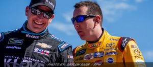 Kyle Busch Still In Search Of First Cup Win For 2017