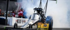 Millican Leads Top Qualifiers In NHRA Four-Wide Nationals