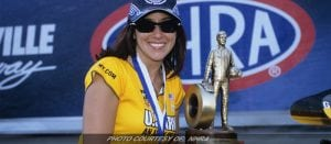 Rough Start To '17 Has Sampey Focused On Memories Of NHRA Southern Nationals