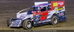 Outlaw Mods Are The Weekly Attraction At Freedom Motorsports Park