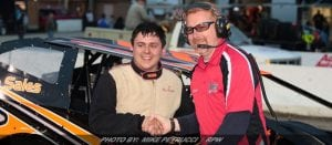 Dwyer Claims Small Block Win At Lebanon Valley: Lights Postpone Mod Feature