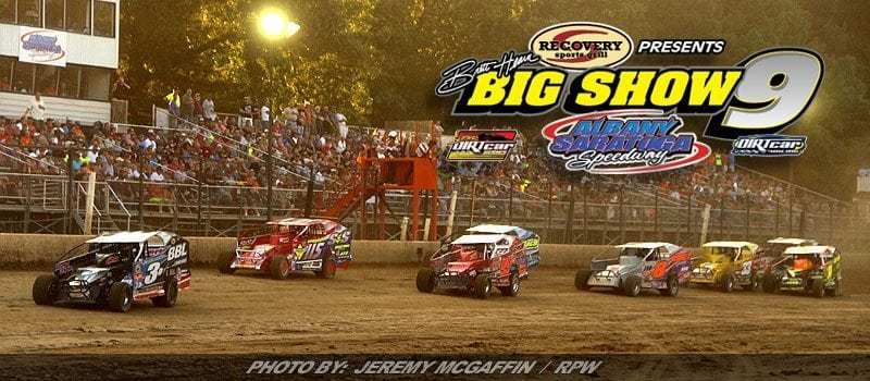 "Brett Hearn's ""Big Show 9"" To Take Green June 27th At Albany-Saratoga"