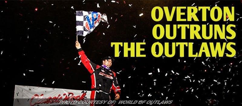Overton Outruns Outlaws At Smoky Mountain Speedway