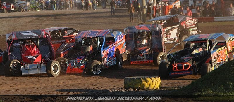 Mother Nature Wins King Of Dirt Opener At Utica-Rome