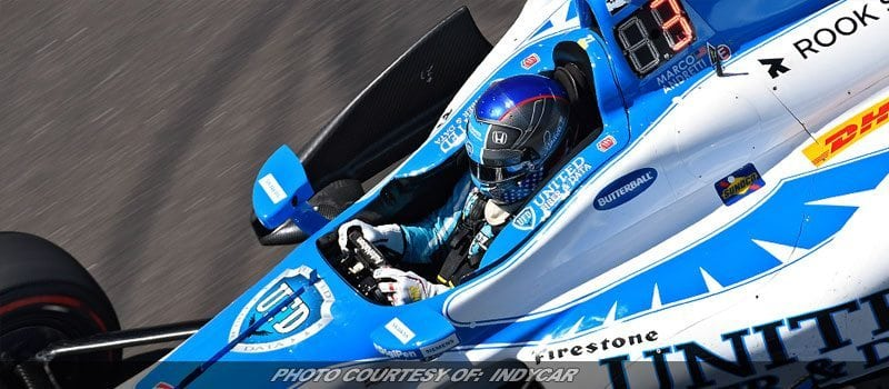 Andretti Fastest Again On First Day Of Indianapolis 500 Practice