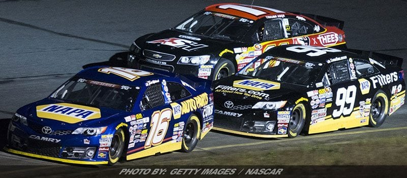 Gilliland Leads Flag-to-Flag In K&N West Win In Spokane