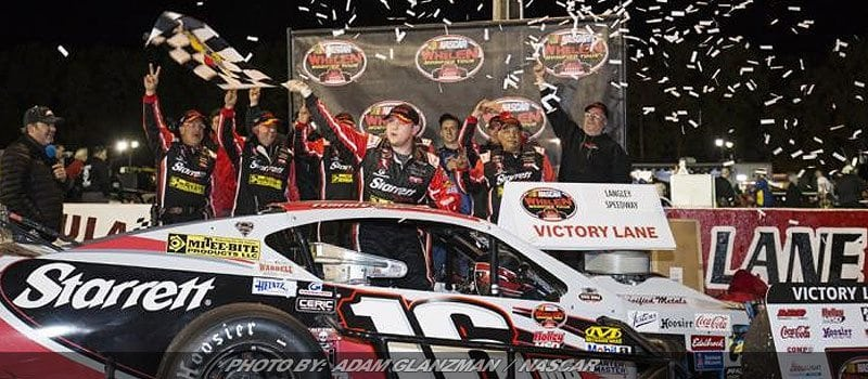 Solomito Muscles Way To Whelen Mod Tour Victory At Langley