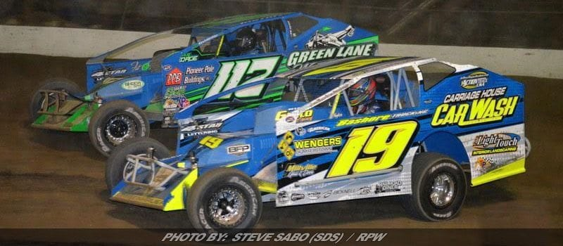 Four Divisions Of Racing At Grandview Speedway Saturday