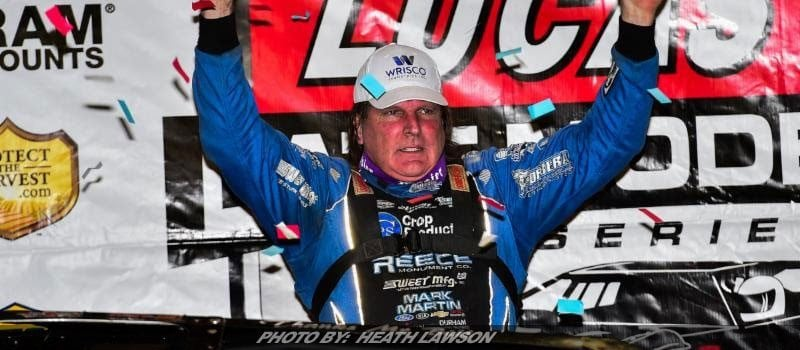 Bloomquist Takes Spring Shootout At LaSalle Speedway