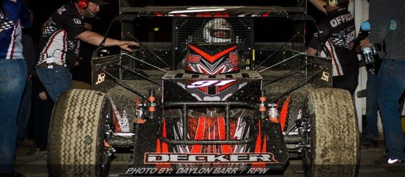 Billy Decker Set To Make Return To Thunder Mountain Speedway