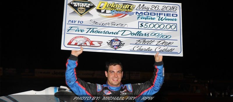 Star-Studded Field Set For Diamond State 50 At Delaware Int'l