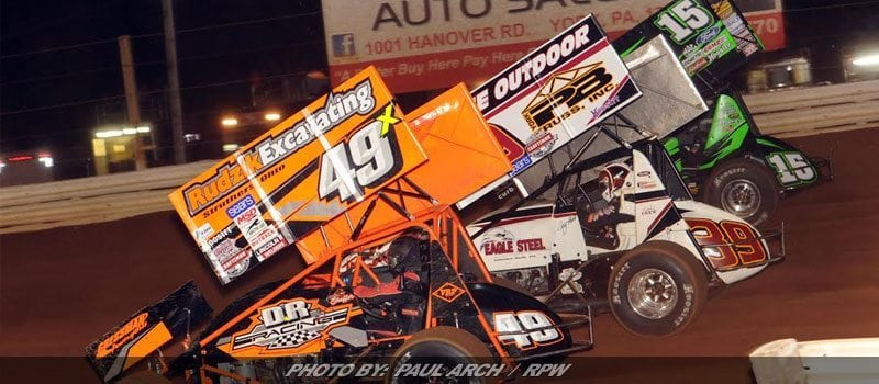 Budweiser Signs As WoO Sprint Sponsor At Ransomville