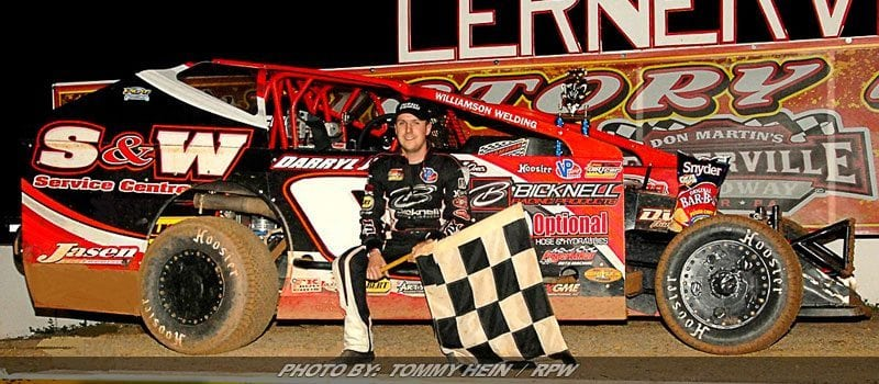 Williamson Takes Third Straight Win At Lernerville