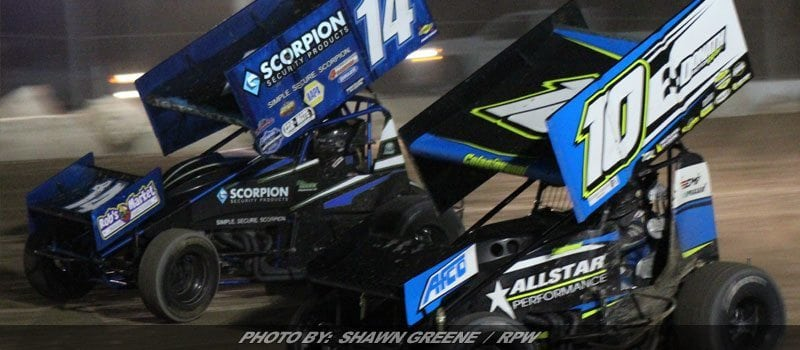 Gulick In Right Place At Right Time To Take Outlaw ESS Event