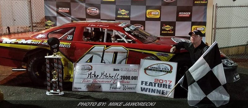 Mitchell Wins Granite State Pro Stock Race At Riverhead