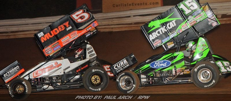 David Gravel Victorious In WoO Sprint Stop At New Egypt