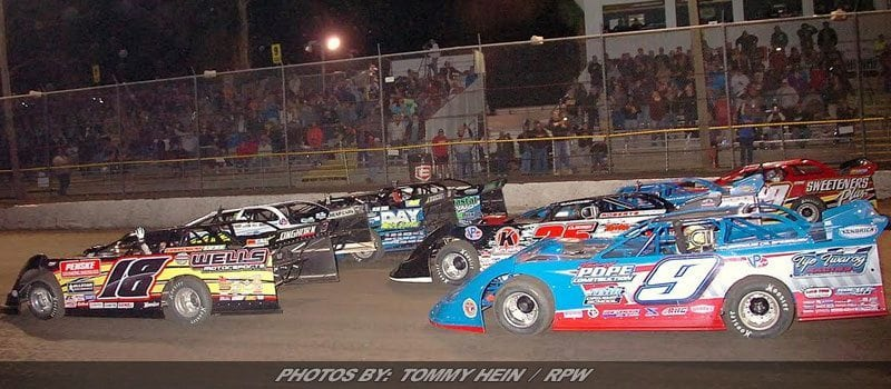 High-Banked, High-Speed Tazewell Speedway Kicks Off June For Outlaws