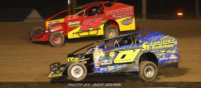 Raabe Goes Back-To-Back At Airborne Park Speedway