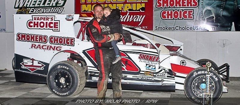Creeden Aims To Stay Hot At Thunder Mountain As Short Track Super Series Rolls In