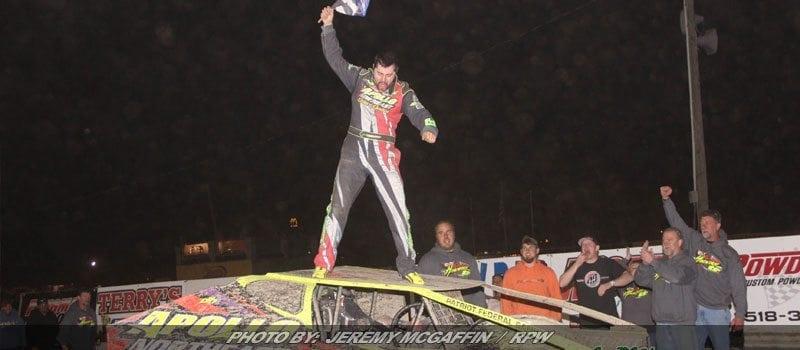 Hohenforst Victorious Saturday At Fonda Speedway