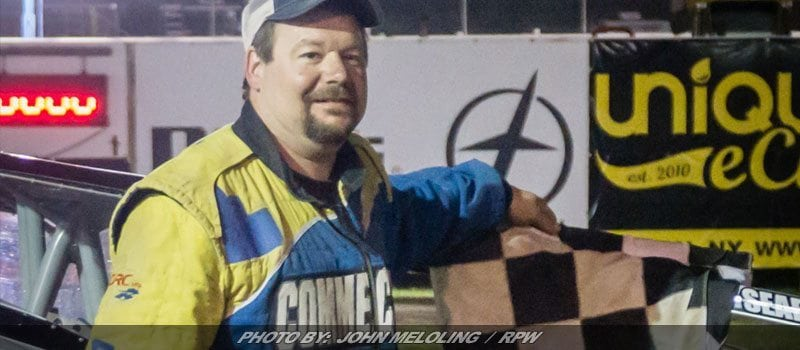 Tom Sears Jr. Takes Victory Saturday At Fulton Speedway